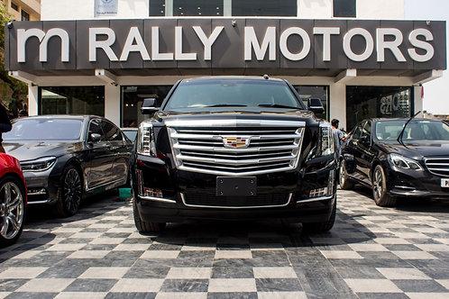 Brand New 2019 Cadillac Escalade Liberty