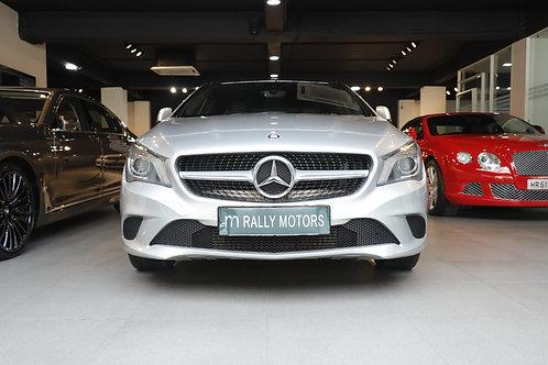 2016 Mercedes-Benz CLA 200D
