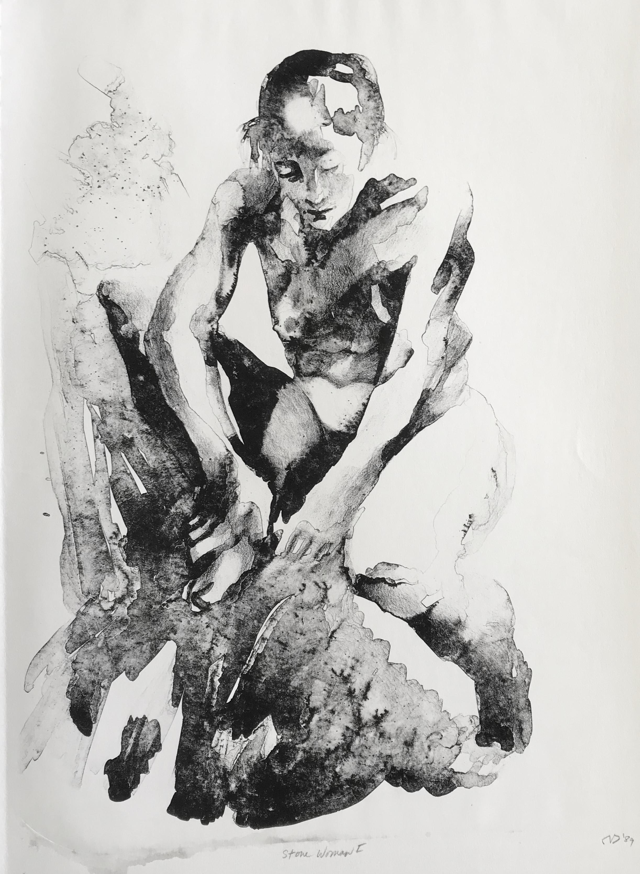 Stone Woman 1