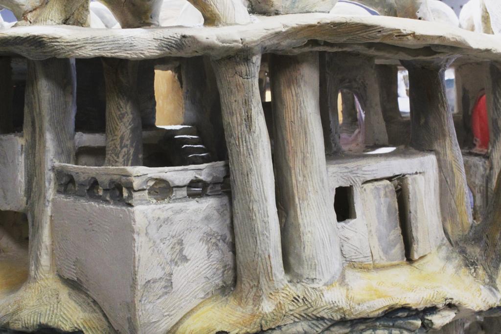 Subterrain (detail)