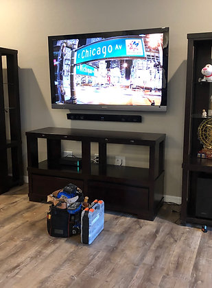 """TV Wall Mounting (61"""" & Above)"""