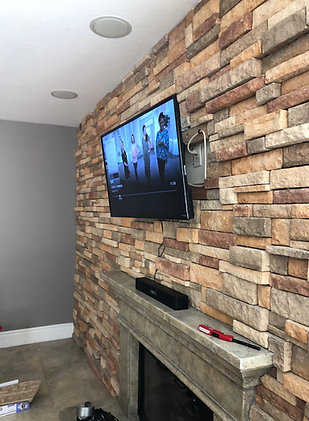 "TV Wall Mounting (61"" & Above)"