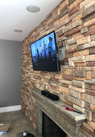 "TV Wall Mounting (60"" & Below)"