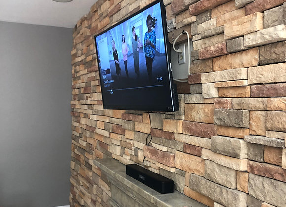 "TV Wall Mounting (60"" & Below)"
