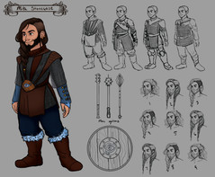 Character Design Exercise
