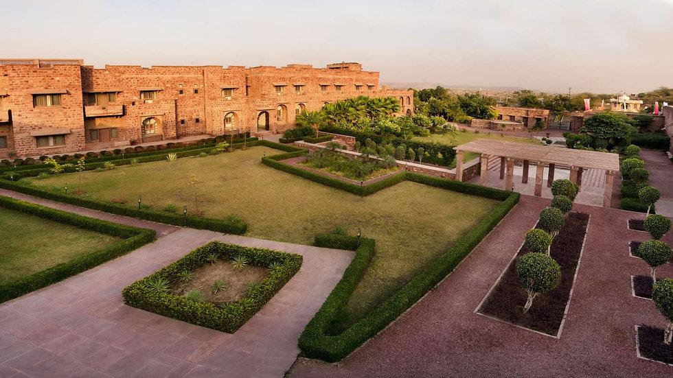 Facade-Bijolai_Palace_Hotel_Jodhpur-Hote