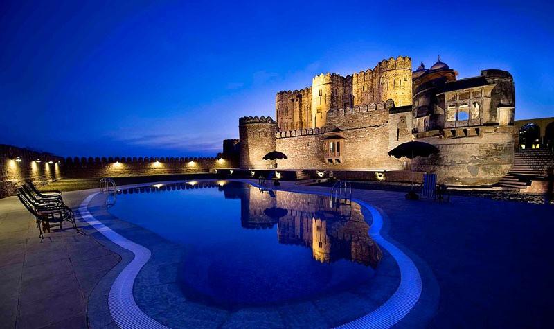 Fort Khejarla, Jodhpur
