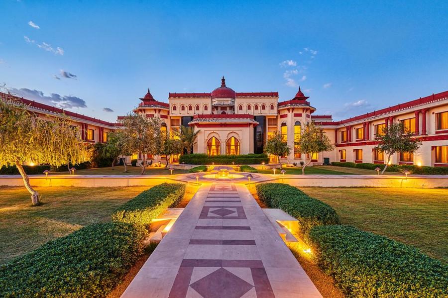 The Ummed Jodhpur Palace Resort & Spa