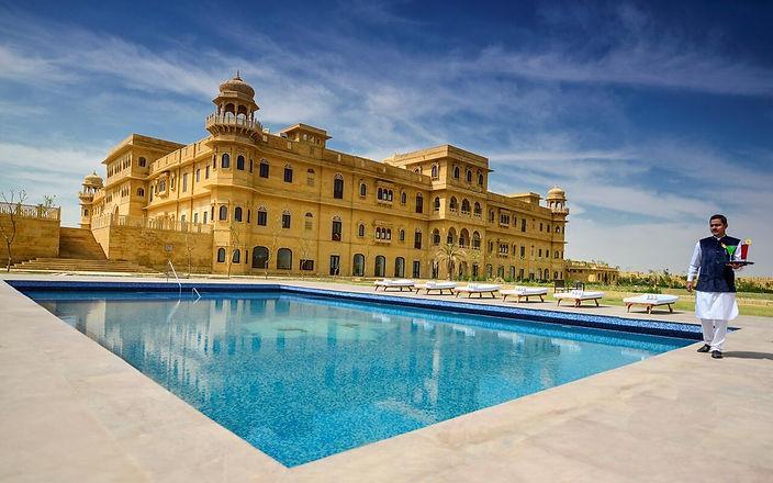Jaisalkot - A Luxury Boutique Hotel Jais