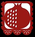 Cultivando Logo Pomegranate FINAL RED SH