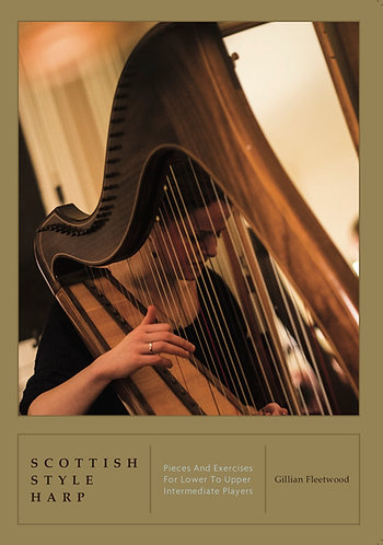 Book - Scottish Style Harp