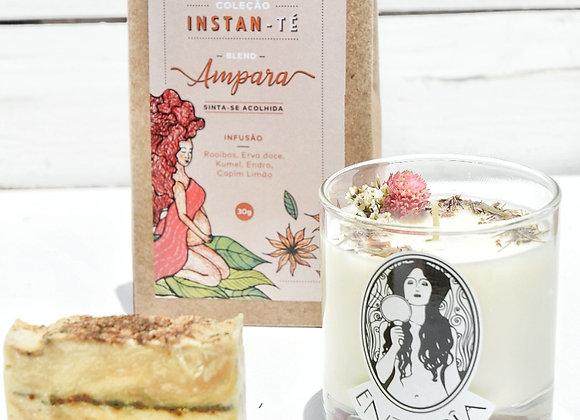 """Kit Instan-Té -  Ampara """"Sinta-se acolhida"""""""