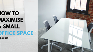 Office Fitouts: How to Maximise a Small Office Space