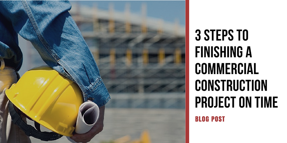 commercial construction project cover