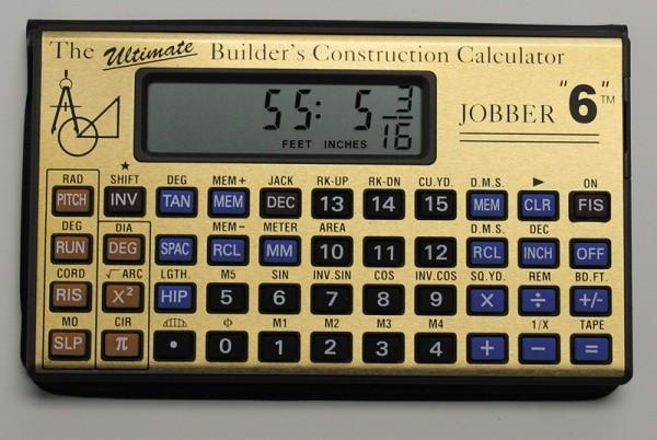 jobber 6 calculator