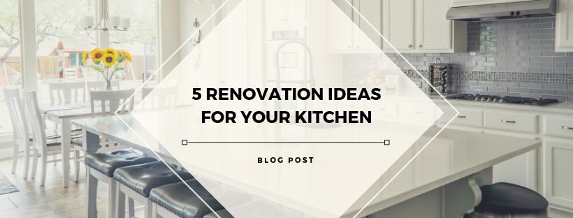 renovation ideas kitchen