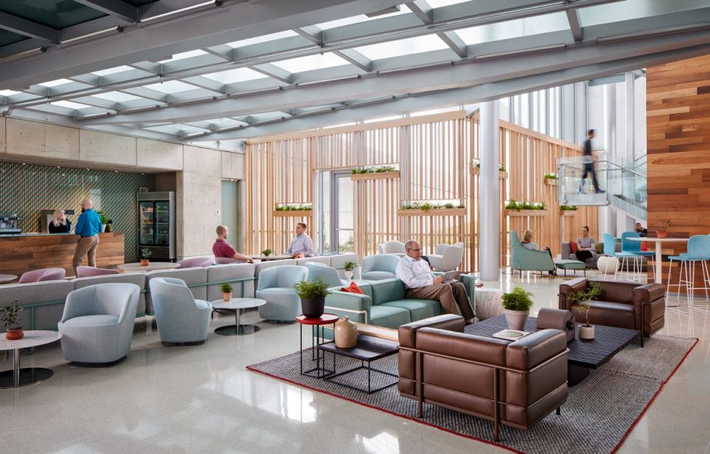 office fitout trends 2019