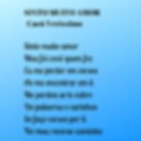 SINTO_MUITO_AMOR_Cacá_Veríssimo_Sinto_mu