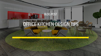 Office Kitchen Design Tips