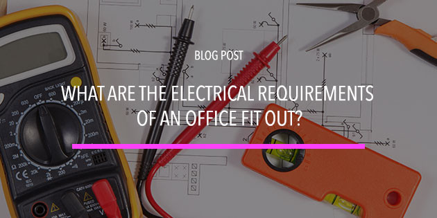 electrical office fitout