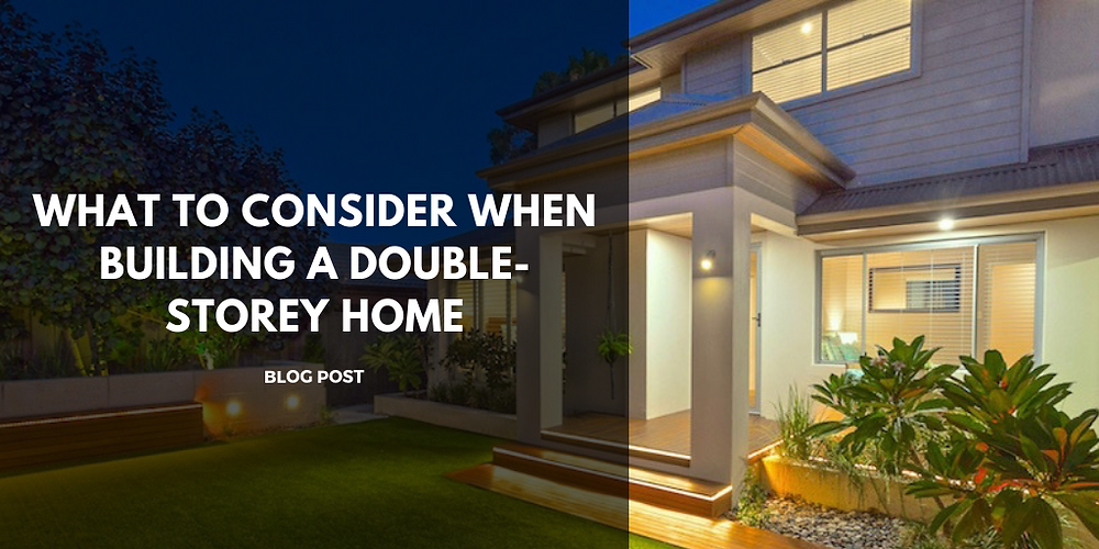 double storey home cover
