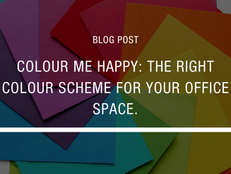 Right Colour Schemes for An Office Fit-out