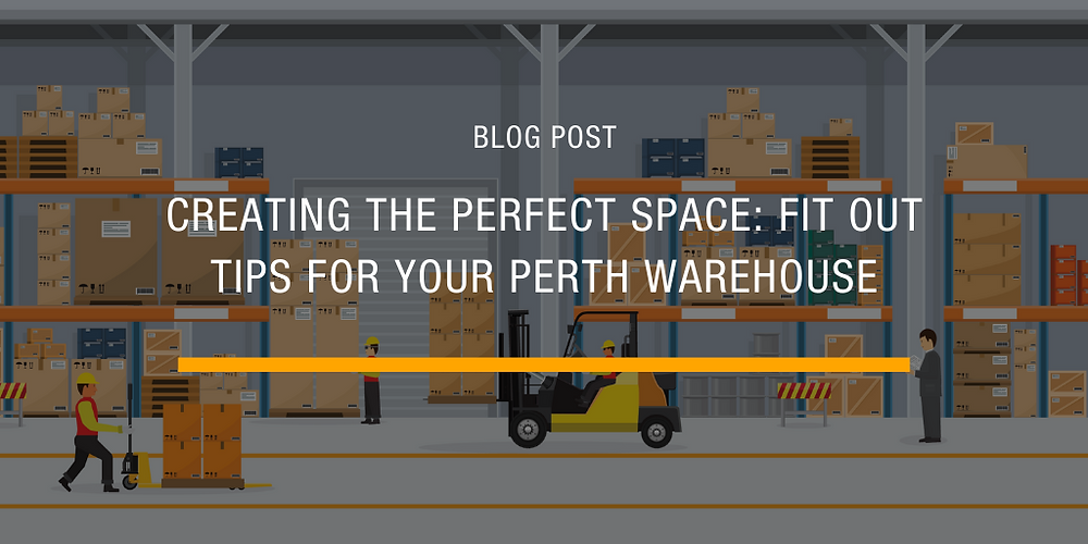 warehouse fit out Perth