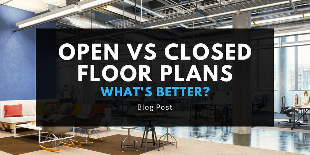 open vs closed floor plans