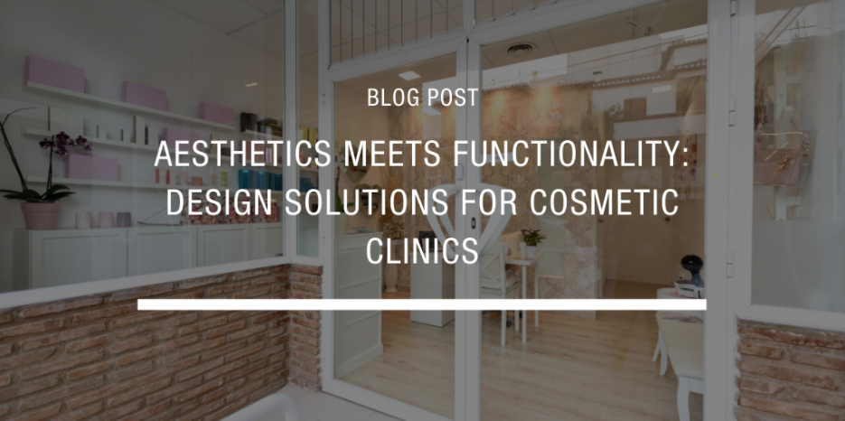 cosmetic clinic design and fitout