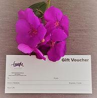 massage gift voucher, maleny, montville,
