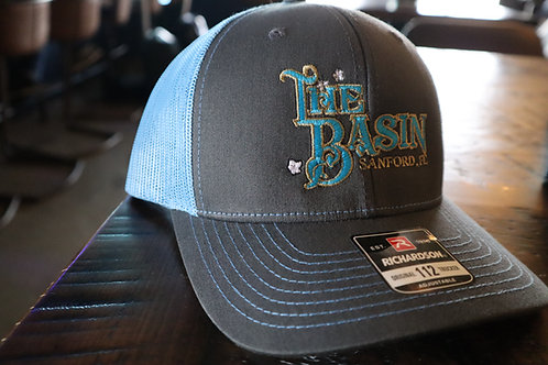 Embroidered Basin Hats