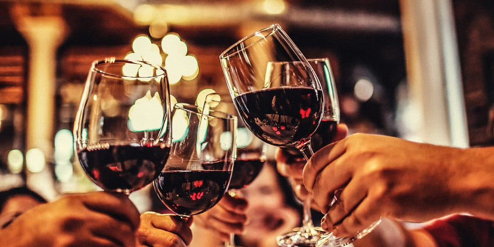 Wine Pairing Dinner (two seating times available)