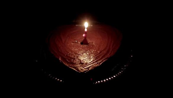 Título: Rituales Vanos Captura de pantalla de video original Año:2014 Edición: 1/5 Colección Paolina Zamora. Guatemala