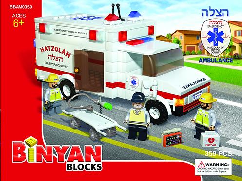 Hatzolah - Ambulance