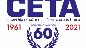 Compañía Española de Técnica Aeronáutica cumple 60 años