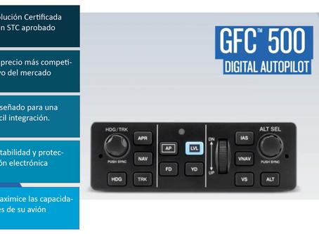PILOTO AUTOMÁTICO DIGITAL GFC 500  PARA AVIACIÓN GENERAL