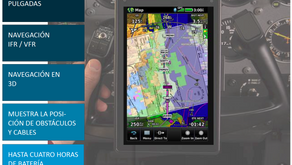 AERA 760 PORTABLE AVIATION NAVIGATOR