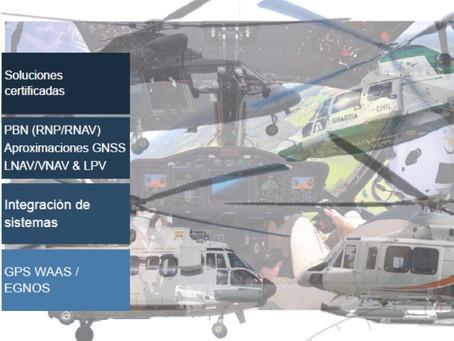 Navegación PBN en helicópteros CS-29