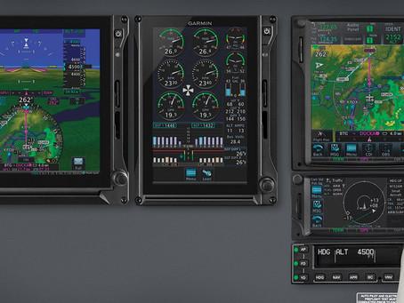 GARMIN TXi Flight Displays