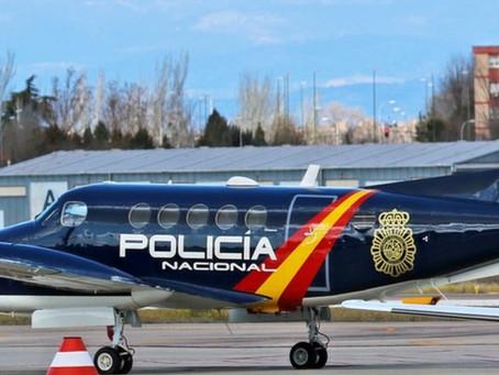 CETA dotará a los aviones de la Policía de la capacidad PBN y ADS-B