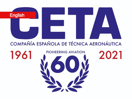 COMPAÑÍA ESPAÑOLA DE TÉCNICA AERONÁUTICA TURNS 60