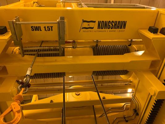 Kongshavn Industri søker maskinarbeider og sveiser/platearbeider.