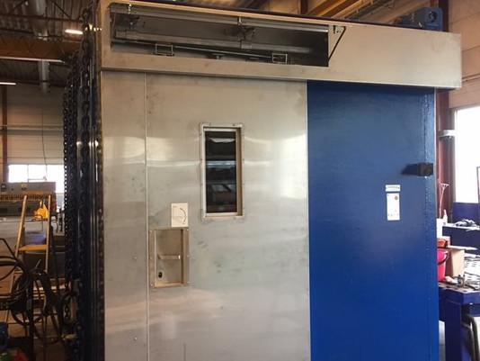 Kongshavn Gruppen tar på seg oppdrag som å utvikle, designe, produsere og utruste containerløsninger