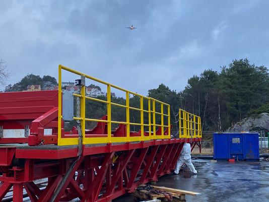 Kongshavn Industri AS  tilbyr alle typer overhaling, reparasjoner  og modifikasjoner.