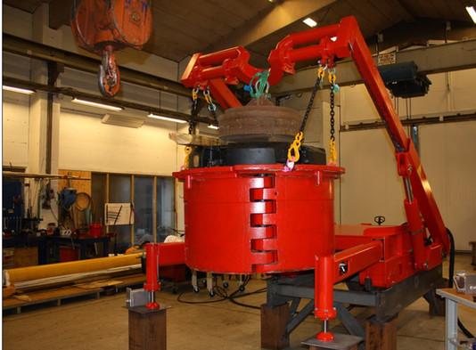 Kongshavn Industri AS tilbyr engineering