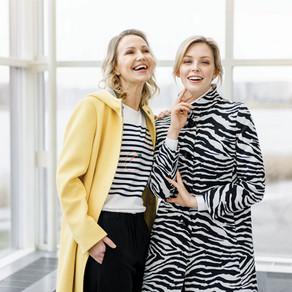 Kevään ihastuttavat takit ovat saapuneet Moda-myymälöihin!