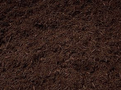 Brown Dyed Mulch