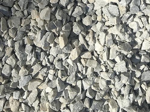 "3/4"" White Stone Clean"