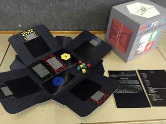 פרוייקט משחקי קופסא עיצוב מדיה שנה ב