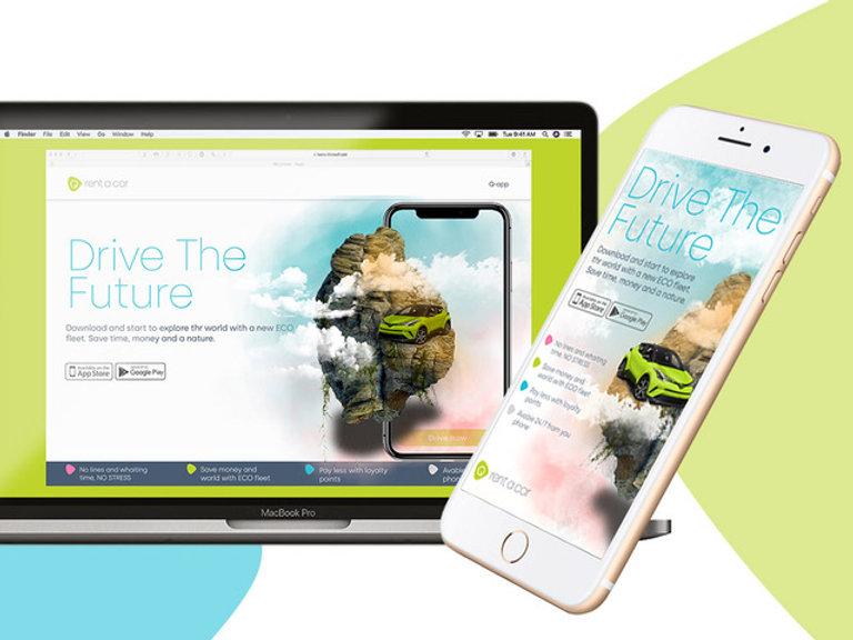עיצוב לאפליקציה אלכס מרון
